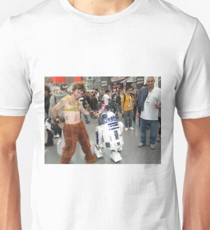 I love Comic Con! Unisex T-Shirt