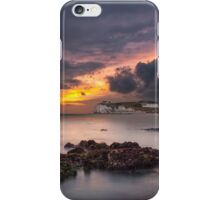 Storm At Freshwater Bay iPhone Case/Skin
