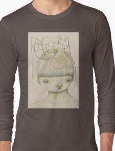 Left Hanging Long Sleeve T-Shirt