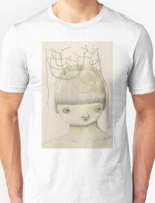 Left Hanging T-Shirt