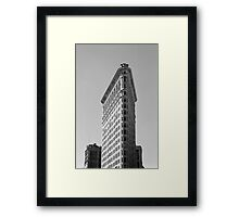 Flatiron building 1 - New York Framed Print