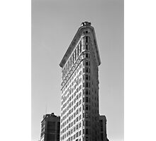 Flatiron building 1 - New York Photographic Print