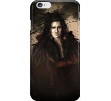 Black Feather Crow Clan iPhone Case/Skin
