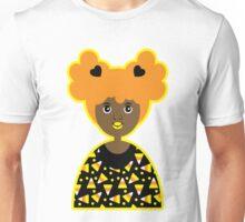 Girl 18 - Candy Corn Halloween Unisex T-Shirt