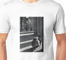 Scooter in Rome Unisex T-Shirt