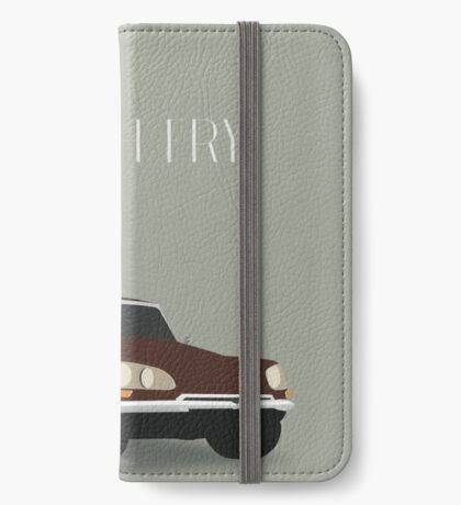 French Fry iPhone Wallet/Case/Skin