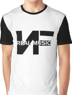 Nf real music Graphic T-Shirt