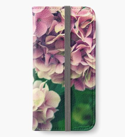 Into the garden two iPhone Wallet/Case/Skin