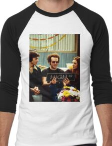 High Street Men's Baseball ¾ T-Shirt