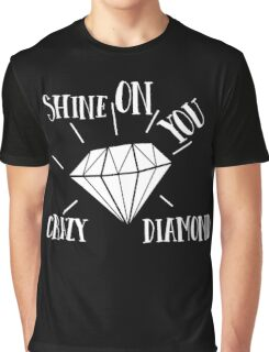 Pink Floyd - Shine On You Crazy Diamond - Music Inspired  Graphic T-Shirt