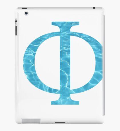 Phi-water iPad Case/Skin