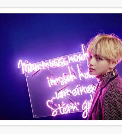 BTS-V Sticker