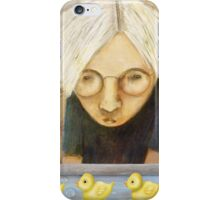 Watching the Ducks iPhone Case/Skin