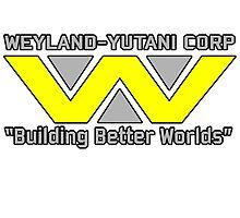Wayland-Yutani Logo by SquareDog