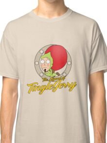 The Legend of TingleJerry Classic T-Shirt