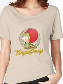 The Legend of TingleJerry Women's Relaxed Fit T-Shirt
