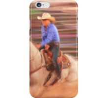 Rodeo Rider iPhone Case/Skin