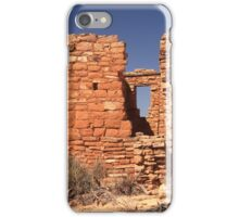 Pueblo Remnants, Hovenweep National Monument iPhone Case/Skin