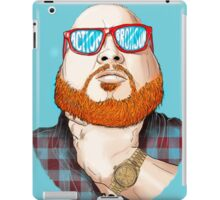 Bronson II iPad Case/Skin