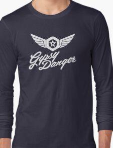 Gipsy Danger white Long Sleeve T-Shirt