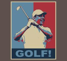Golf! Hope by heliconista