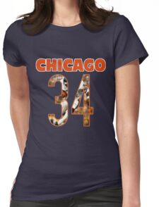 Payton - 34 Womens Fitted T-Shirt
