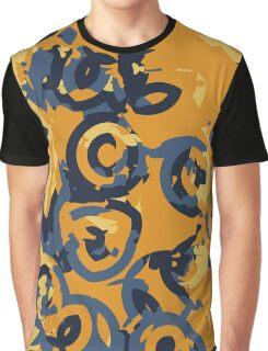 Circles of Disortment Graphic T-Shirt