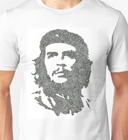 The Intricacies of Che Guevara Unisex T-Shirt