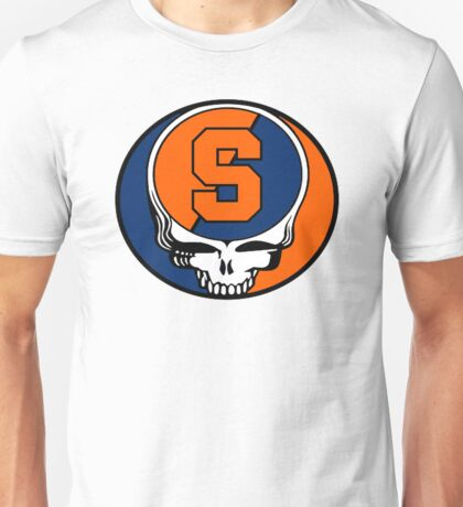 GRATEFUL DEAD SYRACUSE Unisex T-Shirt
