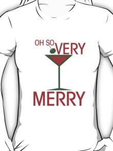 Very Merry Christmas T-Shirt