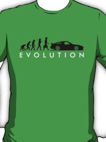 Evolution of Pilot (1) T-Shirt