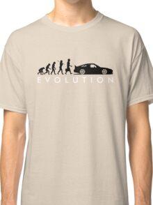 Evolution of Pilot (1) Classic T-Shirt