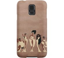 Hercules inspired design (The Muses). Samsung Galaxy Case/Skin