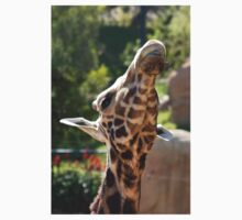 Baringo Giraffe Kids Clothes