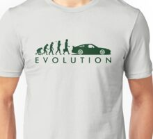 Evolution of Pilot (2) Unisex T-Shirt