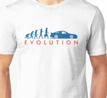 Evolution of Pilot (3) Unisex T-Shirt
