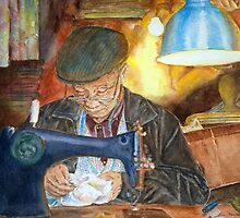 The tailor by HurstPainters