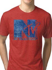 NO TELEVISION Tri-blend T-Shirt