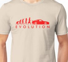 Evolution of Pilot (4) Unisex T-Shirt