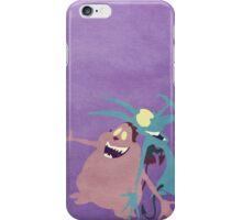 Hercules inspired design (Pain & Panic). iPhone Case/Skin