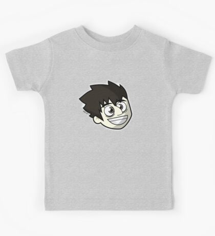 Dillon! A Face for Shirts Kids Tee