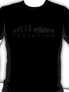 Evolution of Pilot (5) T-Shirt