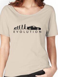 Evolution of Pilot (5) Women's Relaxed Fit T-Shirt