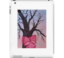 Breast Cancer Awareness iPad Case/Skin