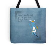 Hercules inspired design (Hermes). Tote Bag
