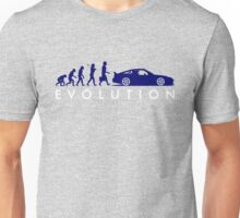 Evolution of Pilot (6) Unisex T-Shirt