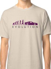 Evolution of Pilot (7) Classic T-Shirt