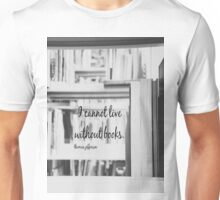 Thomas Jefferson Books Unisex T-Shirt