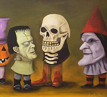 Little Monsters by LeahSaulnier
