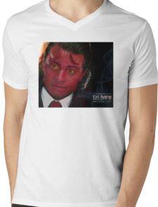 GELBOY Mens V-Neck T-Shirt